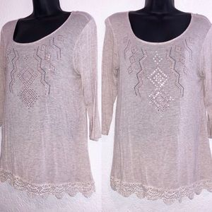 Vanity Embellished Top